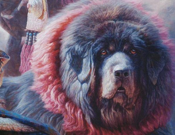 тибетский мастиф фото цена харьков